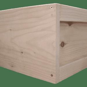 Pine beehive national brood box 2